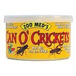 ZOOMED can o´crickets, grillos