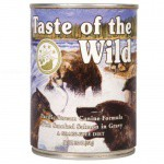 Taste of the Wild Pacific Stream wet dog food