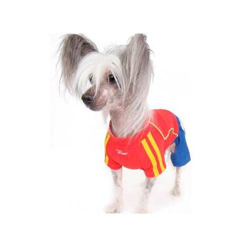 Camiseta selecci n espa ola para perros tiendanimal for Estanque para perros