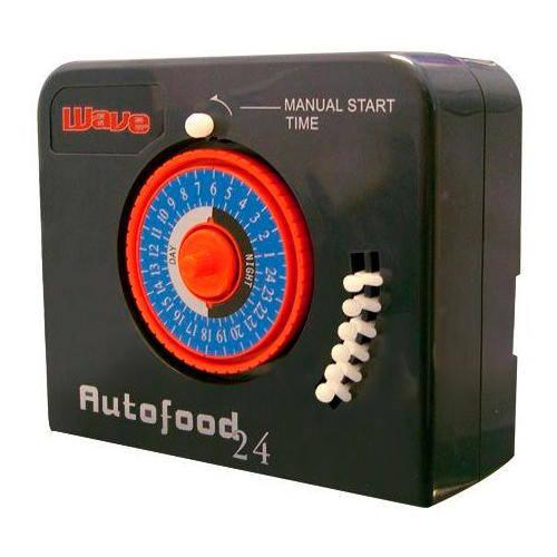 Comedero automático universal para peces Autofood 24