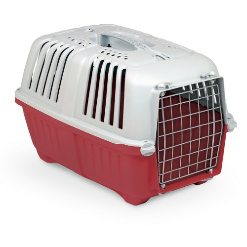 Transportín para perros y gatos TK-Pet Madrid