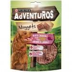 Snacks Purina Adventuros Nuggets con aroma a Jabali