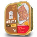 Affinity Ultima Adult Spécial Mini comida húmeda con buey