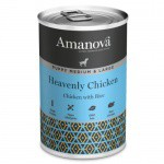 Amanova Puppy Medium & Large pollo y arroz