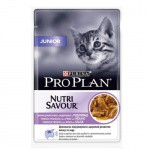 Purina Pro Plan Junior pavo en salsa