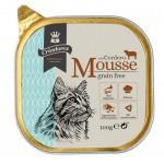 Criadores Mousse grain free con cordero para gatos