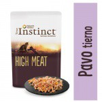 True Instinct High Meat con pavo y verduras