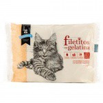 Saver Pack Fillets in Jelly Criadores for cats
