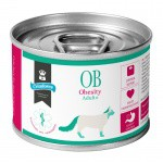 Wet food Criadores Dietetic Obesity for cats