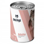 Salvaje Adult Pate with chicken and pork