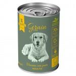 Criadores Grain Free húmedo Ternera & Pato para perros