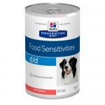 Hill´s Canine d/d comida hipoalergénica para perros