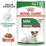 Comida húmeda Royal Canin Mini Ageing 12