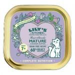 Lily's Kitchen Marvellously Mature húmedo gatos