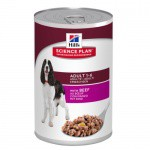 Hill's Canine Adult Canned Beef