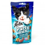 Snacks Felix Party Mix Ocean Mix para gatos
