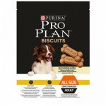 PRO PLAN Biscuits Adult Light snack para perros