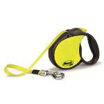 Flexi Neon Reflect correa extensible reflectante para perros