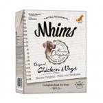 Mhims Chicken Natural wet dog food