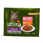 Affnity Ultima Sterilized multipack of wet cat food