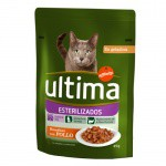 Affnity Ultima Sterilized wet cat food