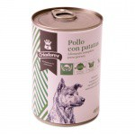 Wet dogs food Criadores chicken and potatoes 400 gr
