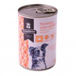 Wet dogs food Criadores beef and pumpkin 400 gr