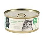 Comida húmeda para gatos Criadores Adulto de pollo con atún y verduras