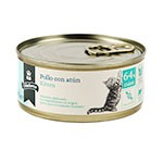 Wet cat food Criadores Kitten chicken with tuna