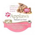 Comida húmeda para gatos Applaws Tasty con atún y cangrejo