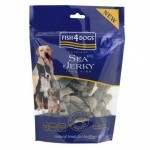 Fish4dogs Sea Jerky Fish Bones snack hipoalergénico pescado