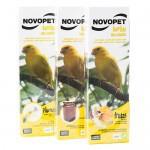 Novopet barritas golosinas para canarios - Varios sabores