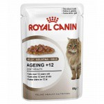 Royal Canin Feline Ageing  12 comida húmeda para gatos