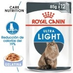 Royal Canin Ultra Light en gelatina alimento húmedo para gatos