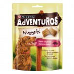 Snacks Purina Adventuros Nuggets con aroma a Jabali