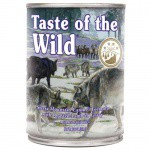 Taste of the Wild Sierra Mountain wet dog food