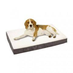 26c4d5fd4ef stamp Colchón ortopédico para perros TK-Pet color gris ...