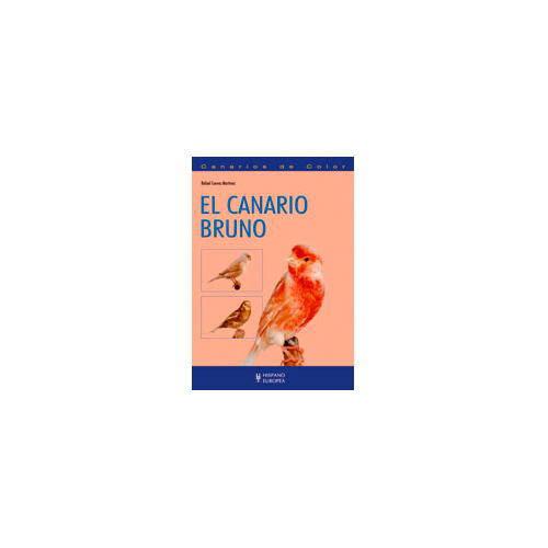 El canario bruno (Canarios de color)