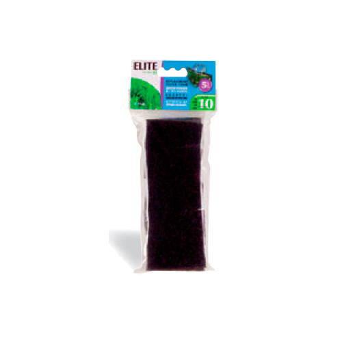 Carga Filtrante Foamex 5 pzs para Filtro Mochila ELITE