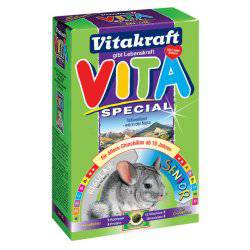 Alimento para Chinchillas Vitakraft Vita Special Senior