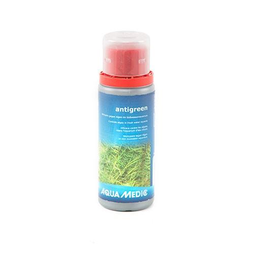 Alguicida Antigreen para acuarios