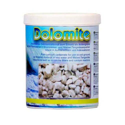 Dolomite - Calcio, magnesio y carbonato para acuarios