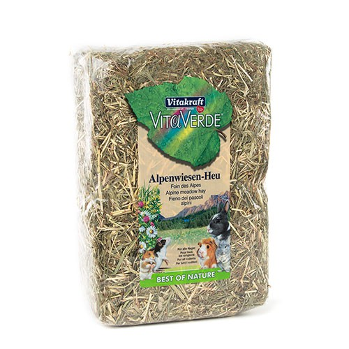 Vitakraft aromatic hay for rodents