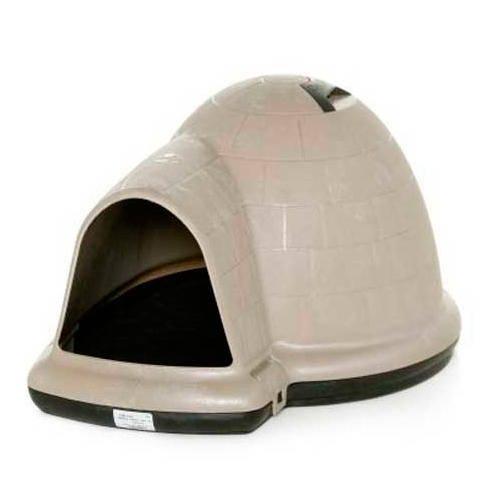 Caseta plástica para perros Indigo