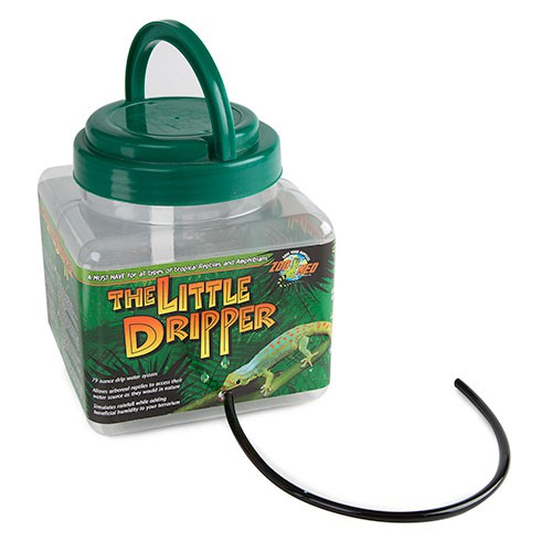 Sistema de goteo para terrarios Little y Big Dripper