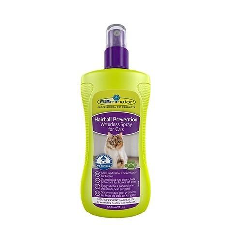 Spray Furminator Prevención Bolas de Pelo Gatos