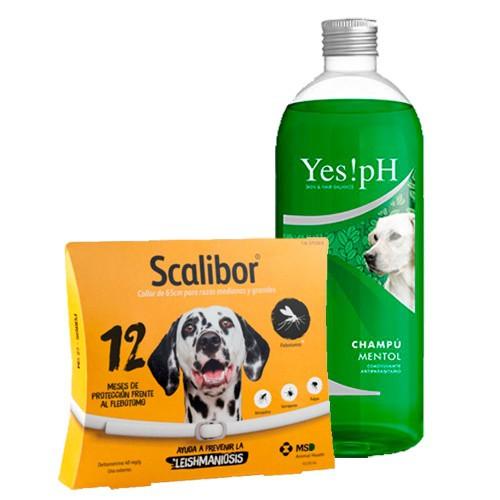 Pack Antiparásitos Doble acción perros grandes