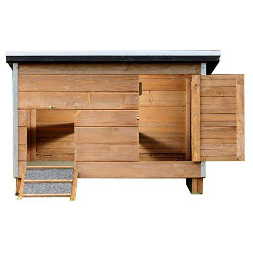 Technical Pet Rocky Modular wooden chicken coop