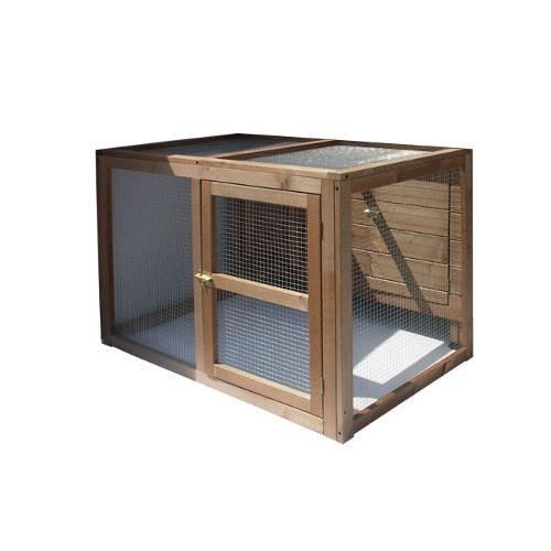 Jaula gallinero - conejera de madera TK-Pet Rocky Modular