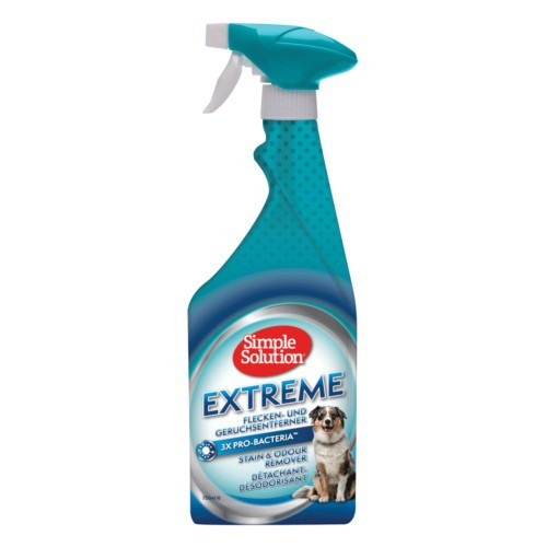 Simple Solution Extreme Stain & Odour Remover for dogs